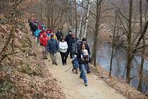 Turistický pochod zahájil letošní sezonu hornického revíru na Stříbrsku