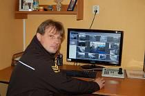 Kamerový systém byl v úterý oficiálně spuštěn ve Stříbře.