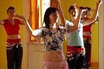 Břišní tanec dělá ženu ženou.