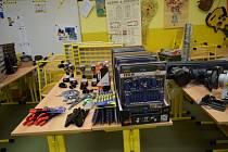 Kladrubská škola má nové cvičné kuchyňky a další vybavení