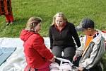 Okresní kolo soutěže Malý záchranář se uskutečnilo ve čtvrtek v Tachově u profesionálních hasičů.