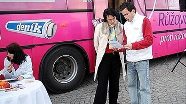 Seznamovací služby pro rakovinu prsu
