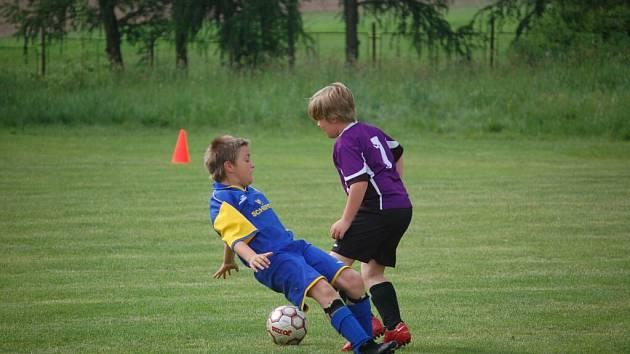 Fotbalové přípravky - Stráž - Bor 0:4