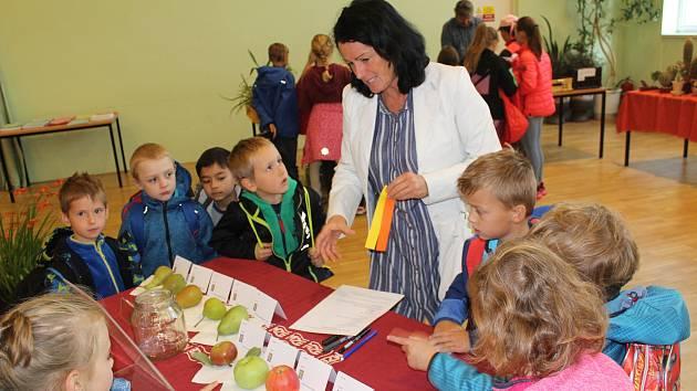 V Tachově začala zahrádkářská výstava