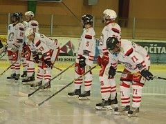 Hokejisté HC Tachov už mají po sezoně...