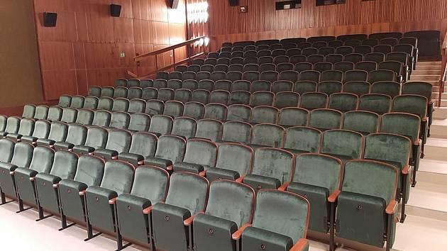 Kino v Boru má za sebou další fázi modernizace.