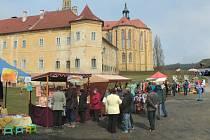 Z kláštera v Kladrubech.
