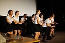 Tachovští gymnazisté uspořádali další ročník oblíbené akademie.