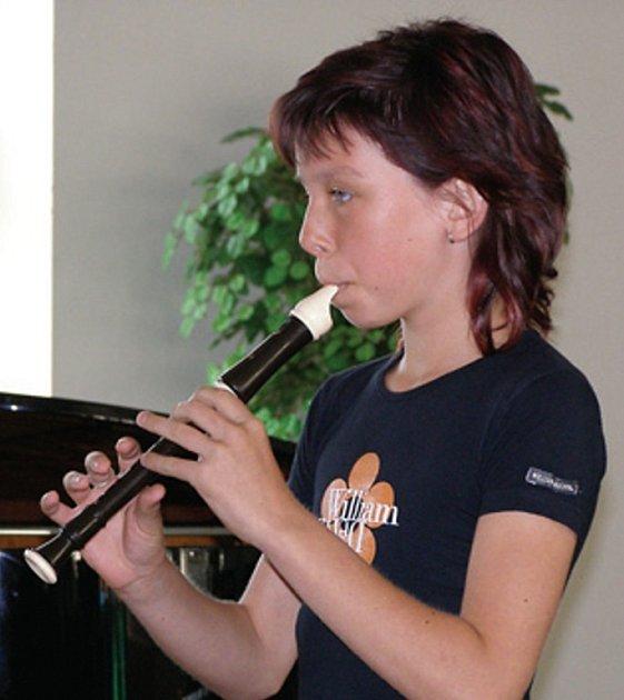 Na koncertě zahrála i Martina Tvrzická.