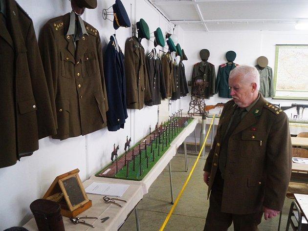 Rozvadov - Muzeum pohraniční stráže u Rozvadova je opět o víkendech otevřeno veřejnosti.