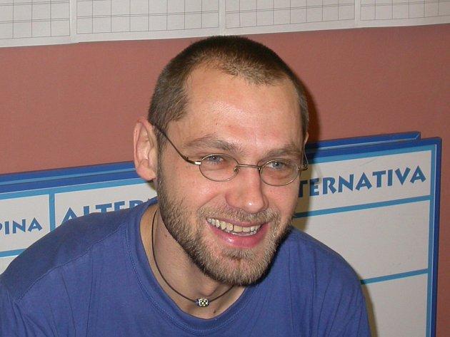 Vedoucím tachovské pobočky Kotec je Jiří Hort.