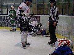 Lední hokej-finále play off: Stříbrská nulašestka porazila HC Omega Trans B 3:2.