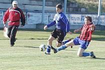Fotbal–II. třída Bor - Tachov.