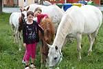 V Milíkově se v sobotu konal dětský den.