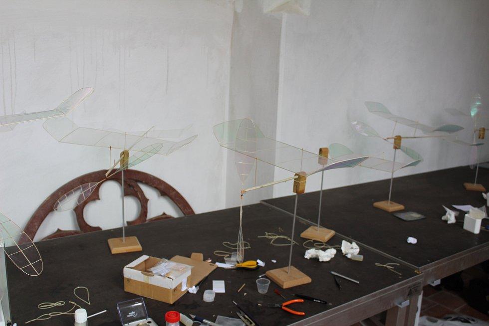 Letečtí modeláři z celé Evropy závodili v Jízdárně.
