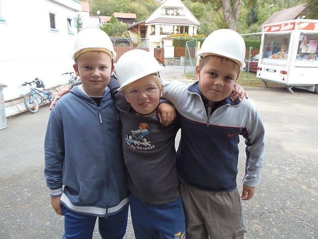 Malí hasiči se utkali ve Stříbře
