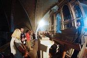 Také na Tachovsku se uskutečnila celorepubliková akce Noc kostelů. Mnoho návštěvníků se přišlo podívat do kostela Nanebevzetí Panny Marie v Plané.