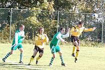 Fotbal: T. Přimda – B. Zbůch 3:2
