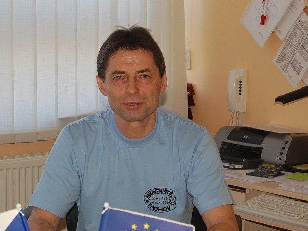 ŘEDITEL DDM Tachov Jaroslav Matas.