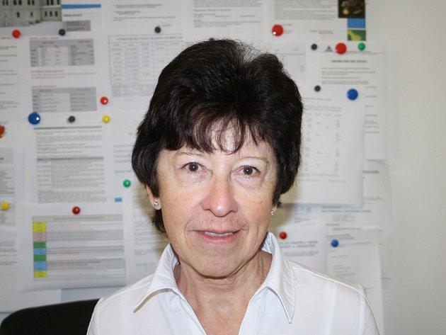 Marie Smetanová.