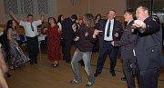 Hasičský ples v Chodové Plané