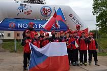 Nejmladší fotbalisté FK Planá se nedávno zúčastnili turnaje přípravek Alsace Cup ve Francii. Zanechali tam dobrý dojem a skončili třetí.