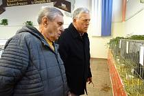 Stříbrští chovatelé si prohlédli expozici ve Vohenstraussu