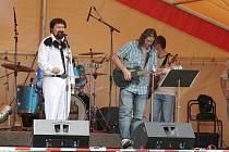 V Lázních se o víkendu konal Revival Festík