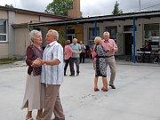 Vavřineckou pouť slavili o uplynulém víkendu obyvatelé obce Maršovy Chody.