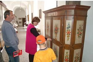 Muzejně galerijní noc připravilo na sobotu 6. června Muzeum Českého lesa a Městská galerie v Tachově.
