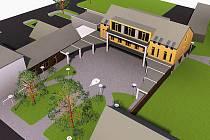 Lázně budou mít nové náměstí i s kolonádou.