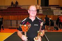 Celkový vítěz Ulrich Hosse z německého Neukirchenu.