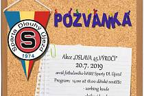 Sparta Dlouhý Újezd slaví narozeniny.