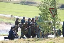 Nad Stříbrem se bojovalo o československou hranici.