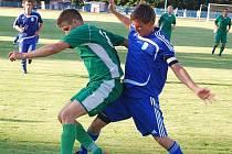 Divize: FK Tachov – S. Čížová 1:1