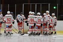 Tachovští hokejisté ze dvou utkání proti Chebu v této sezoně nezískali ani bod.