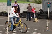 Žáci škol zápolili ve znalostech dopravy