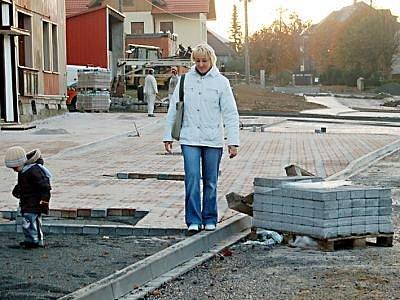 Ne všichni žadatelé o podporu z ROP uspěli. Tak jako například Přimda, která uskutečnila rekonstrukci svého náměstí.