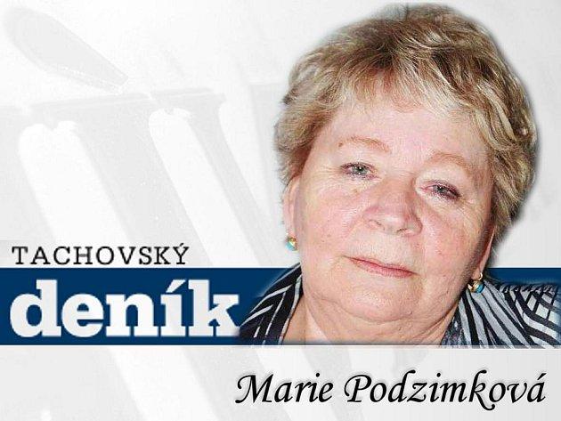 Marie Podzimková