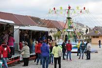 Fotografie z pouti v Černošíně. Autor: Martina Sihelská