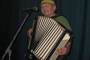 Jim Čert zahrál v Kladrubech