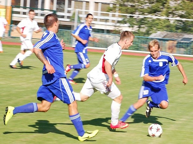 Divizní fotbal: FK Tachov – TJ Klatovy 3:0