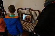 Na tachovském zámku se uskutečnily speciální zámecké prohlídky