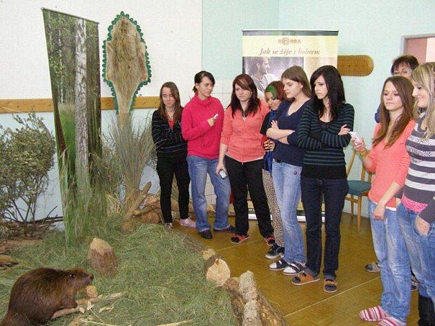 Putovní výstava se Z Tachova a Mariánských Lázní přemístila do Stříbra.