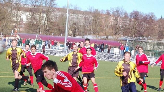 Fotbal: FK Tachov – S. Město Touškov 3:2