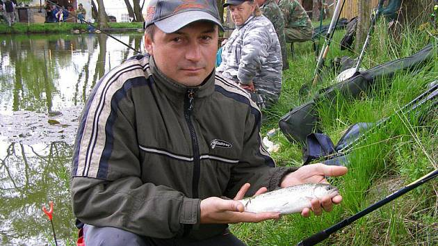Rybáři v Lázu nejvíc tahali líny a kapry