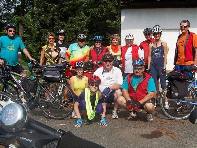 Cyklistický výlet za pohádkou