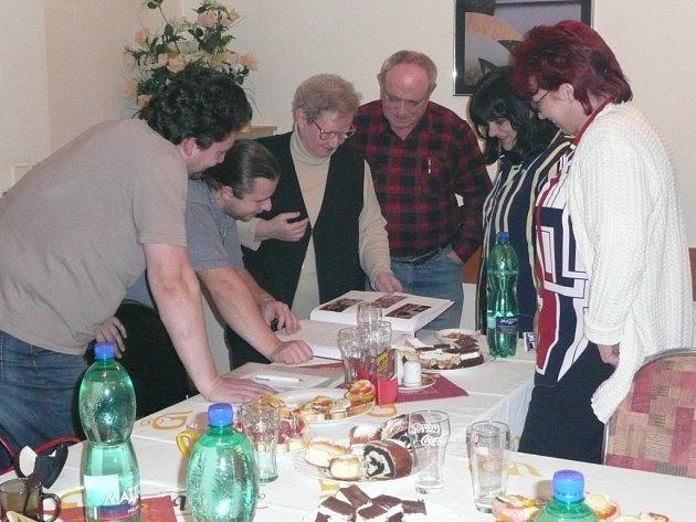 Ve Stříbře sešli 26. ledna členové, sympatizující a hosté Obce Slovákov na své druhé konferenci