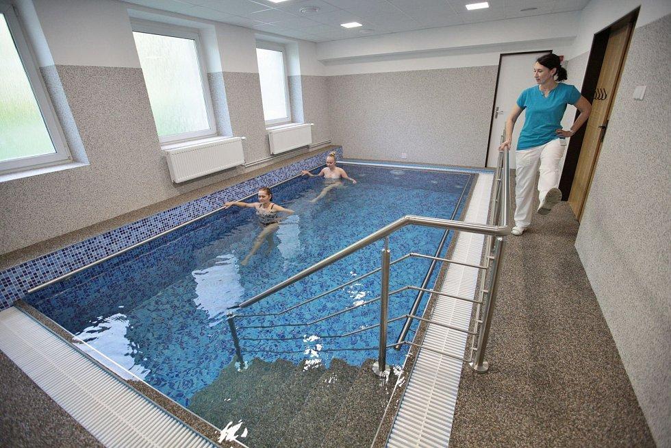 Nemocnice má novou rehabilitaci za čtyři miliony korun.