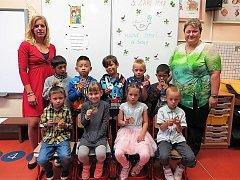 Nová ředitelka základní školy v Černošíně Naděžda Pézlová, která je ve funkci teprve měsíc.